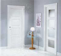 Puertas lacadas en blanco de interior o de paso puertas ebanisteria esteban puertas de - Puertas lacadas en blanco precios ...